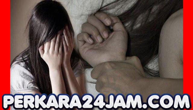 Siswi SMP Diperkosa Dua Pemuda Yang Baru Dikenal Dari Facebook