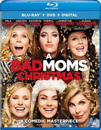 A Bad Moms Christmas 2017 English Bluray Movie Download