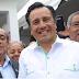 Asegura Cuitláhuac que no le tiene miedo a la delincuencia y que por Veracruz daría su vida