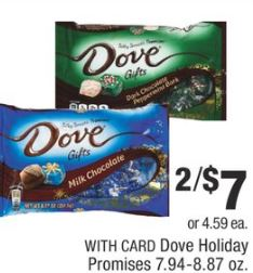 Dove Holiday Promises