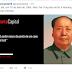 A Carta Capital By Odebrecht aproveitou o dia para homenagear o ditador Mao Zedong