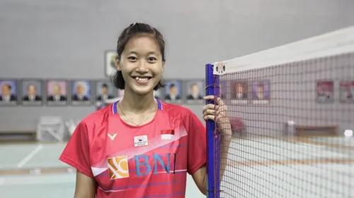 Ngefans Carolina Marin, Putri Kusuma Deg-degan Main di Spain Masters