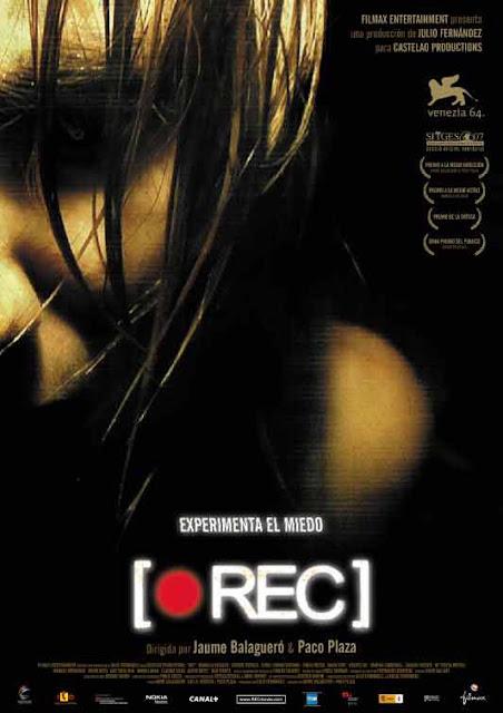 أقوى 10 أفلام رعب لن تستطيع إنهاءها.. أفضل أفلام الرعب المخيفة على الإطلاق فيلم الرعب [Rec] 2007
