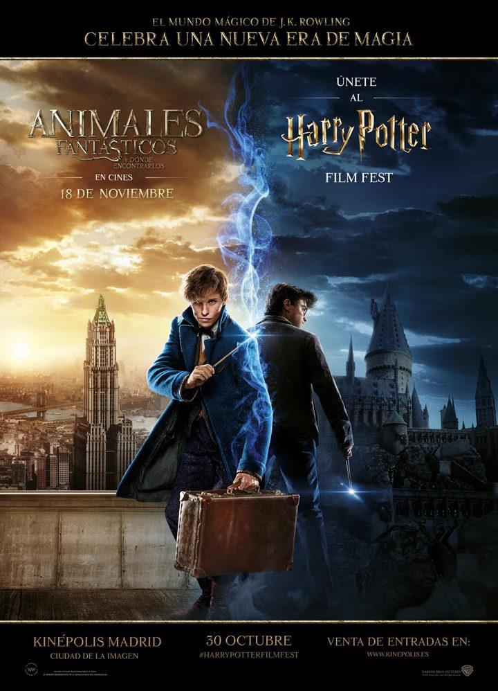 Se anuncia mega maratón de Harry Potter en Madrid para el 30 de octubre
