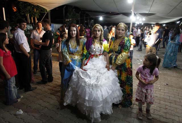 فستان الزفاف في تركيا