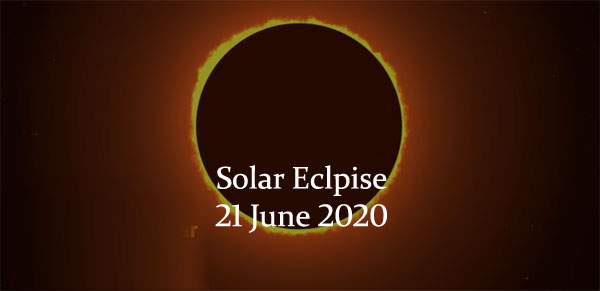 Solar Eclipse 2020 Photos | Live Updates and Images