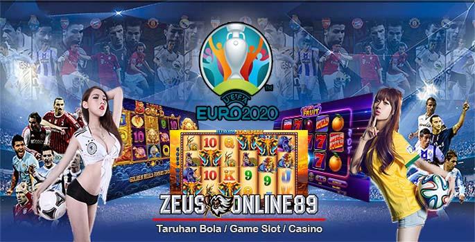 Taruhan Bola Euro 2020