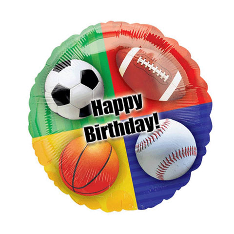 Home Of Sports Sports Birthday