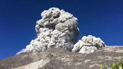 erupsi merapi hari ini