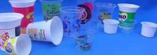 Begini Cara Cetak Sablon Gelas Plastik Secara Online