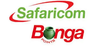 Safaricom Bonga Points food reedem