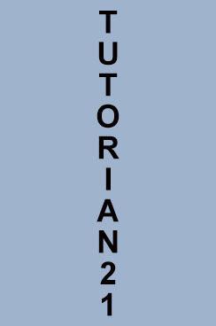 Cara membuat tulisan atau teks vertikal di photoshop