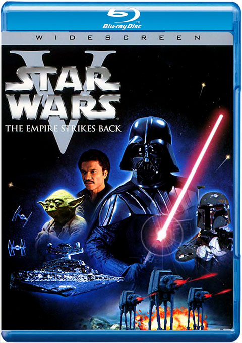 Poster Of Star Wars Episode V 1980 Dual Audio 350MB BRRip 480p Free Download Watch Online