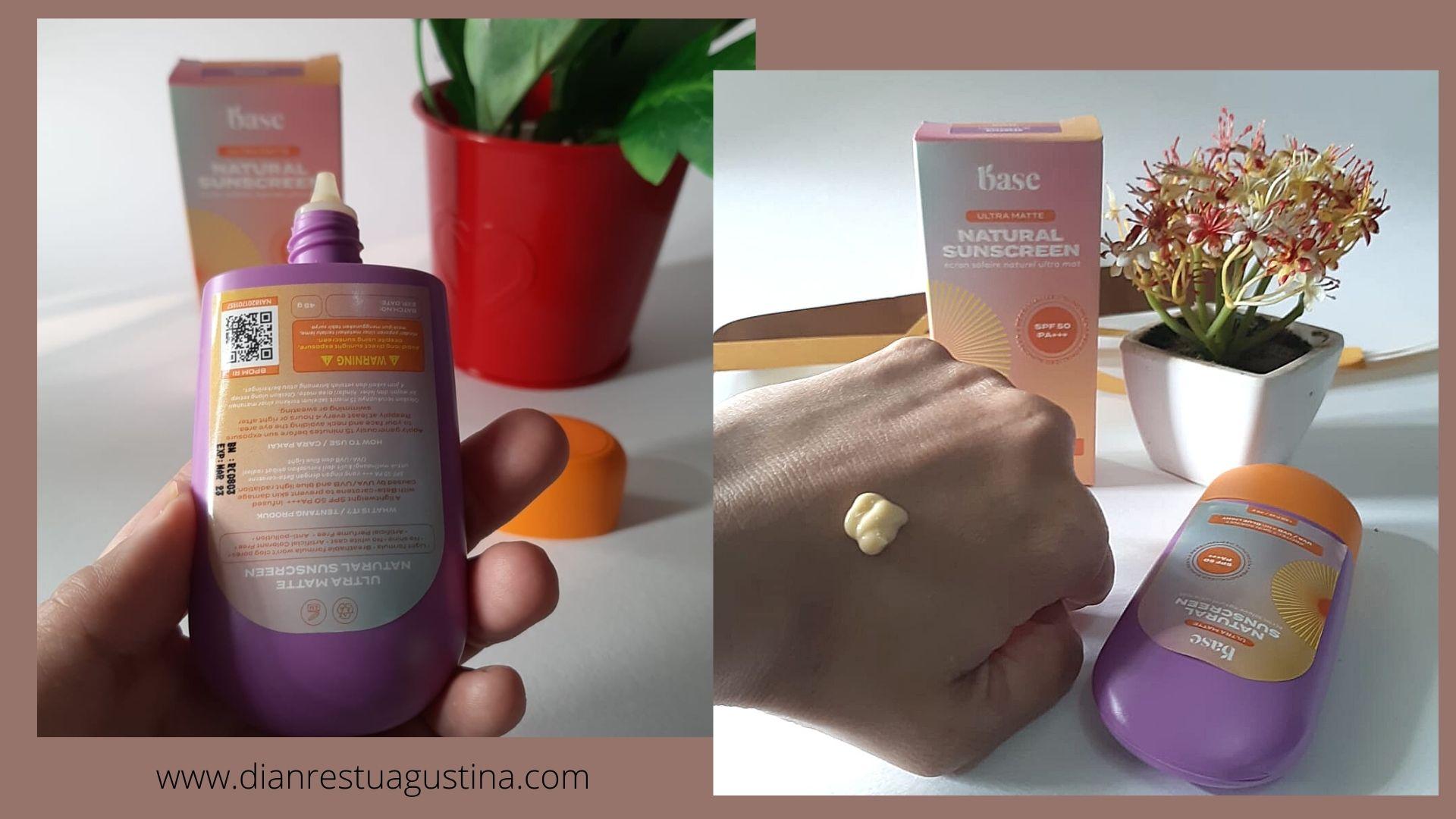 Sunscreen BASE
