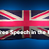 Free Speech in the UK: An Overview