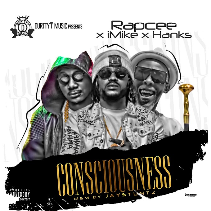 Music: Rapcee - Consiousness feat iMike x Hanks