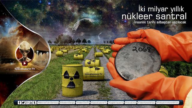 Adem aleyhisselamdan öncesi, Arkeoloji, gabon, Geçmiş teknoloji devirleri, Kıyamet, nükleer reaktör, Nükleer silahlar, oklo fenomeni,