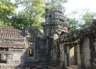 Templos de Angkor,  Banteay Kdei.