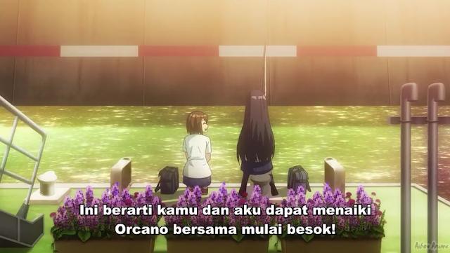 Kandagawa Jet Girls Episode 03 Subtitle Indonesia