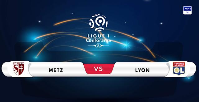Metz vs Lyon Prediction & Match Preview
