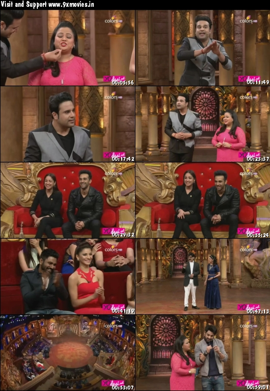 Comedy Nights Bachao 13 Feb 2016 HDTV 480p