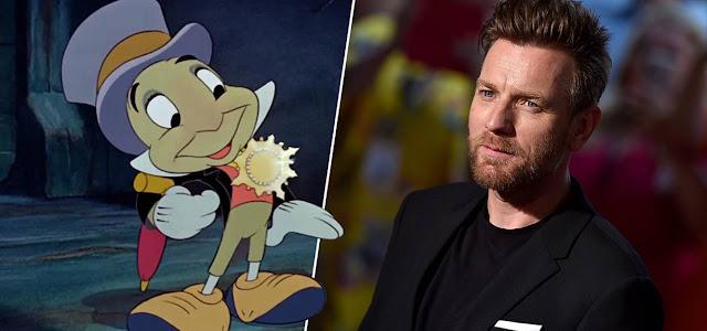 Netflix confirma elenco de 'Pinóquio' com Ewan McGregor e outras grandes estrelas