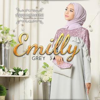 Ayyanameena Emilly Grey