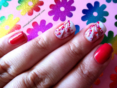 nail art primaverile foto tutorial