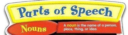 Dasar Bahasa Inggris 1 Noun (Kata Benda)