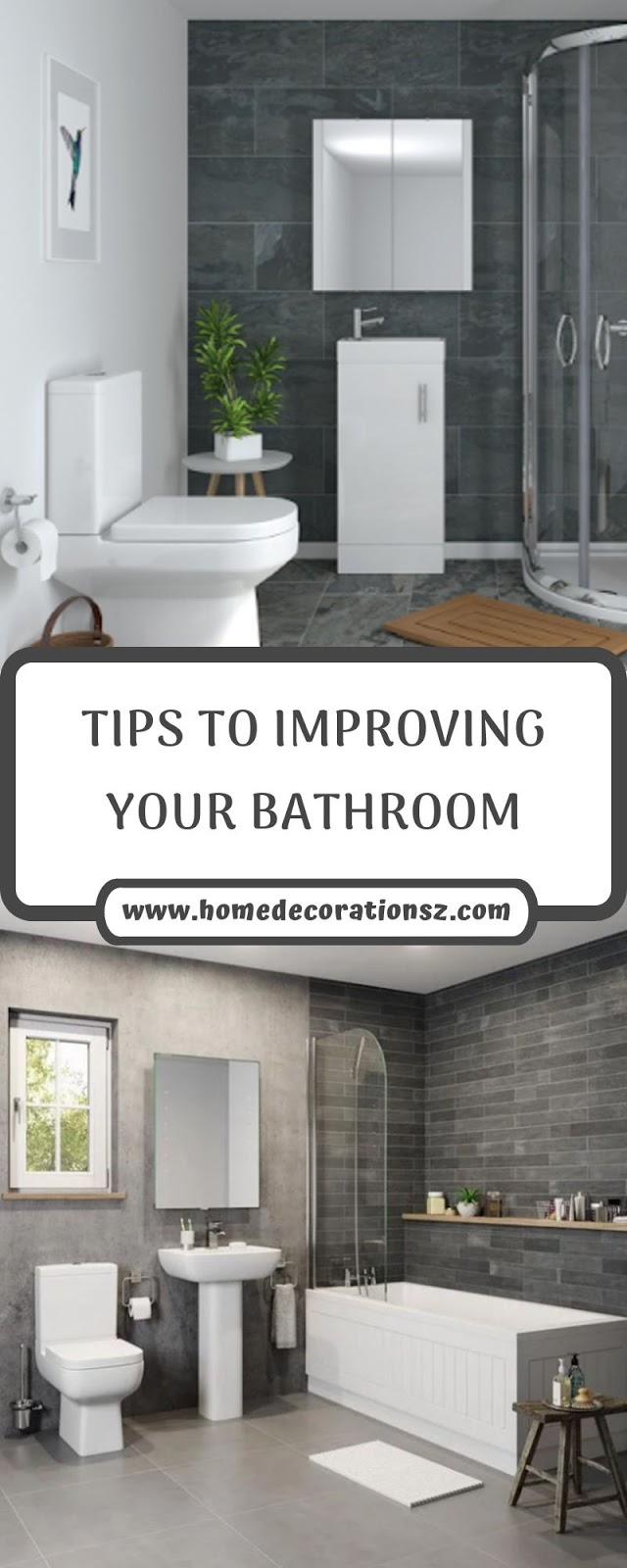 TIPS TO IMPROVING YOUR BATHROOM