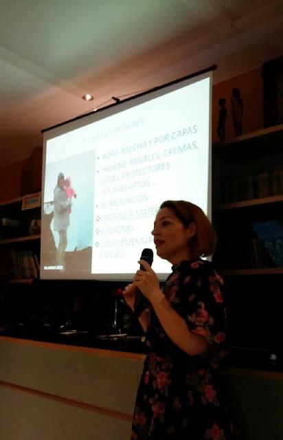 Viajes con niños en los Encuentros Viajeros de Zaragoza