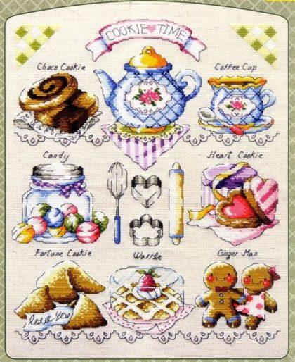"""s l1000 420x514 - SAL """"Cookie Time"""" cz.1"""