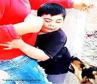 القبض على المتهمين بتعذيب طفل من ذوى الاحتياجات الخاصة