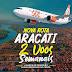 Parâmetro do Turismo no CE. Gol fará 3 voos diários para Jericoacoara e 2 semanais para Aracati