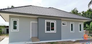 รับสร้างบ้าน ตัวอย่างบ้าน สุรินทร์