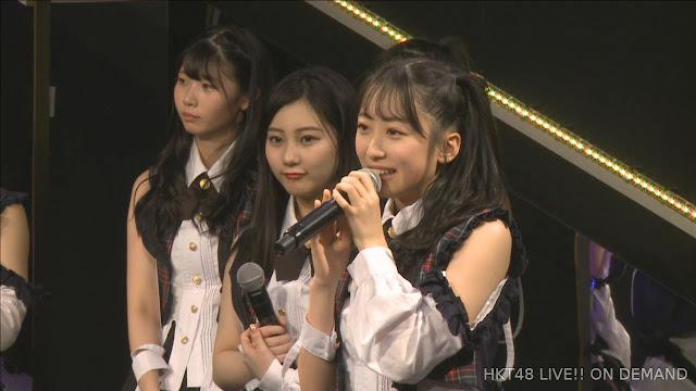HKT48 'RESET' 191207 H5 LIVE 1700 (Watanabe Akari Birthday)
