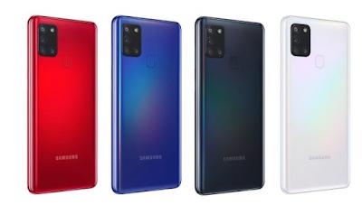 سامسونج جالاكسي Samsung Galaxy A21s مودال : SM-A217F, SM-A217F/DS موبايل و هاتف/جوال/تليفون سامسونج جالاكسي  Samsung Galaxy A21s