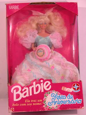 Barbie da Estrela