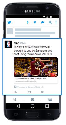 تويتر تعرض مقاطع فيديو محيطي 360 درجة