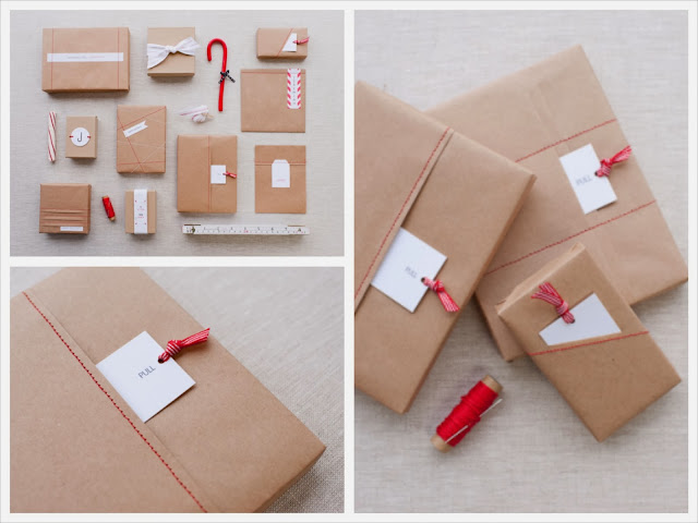 Envolver regalos (Gift Wrapping)