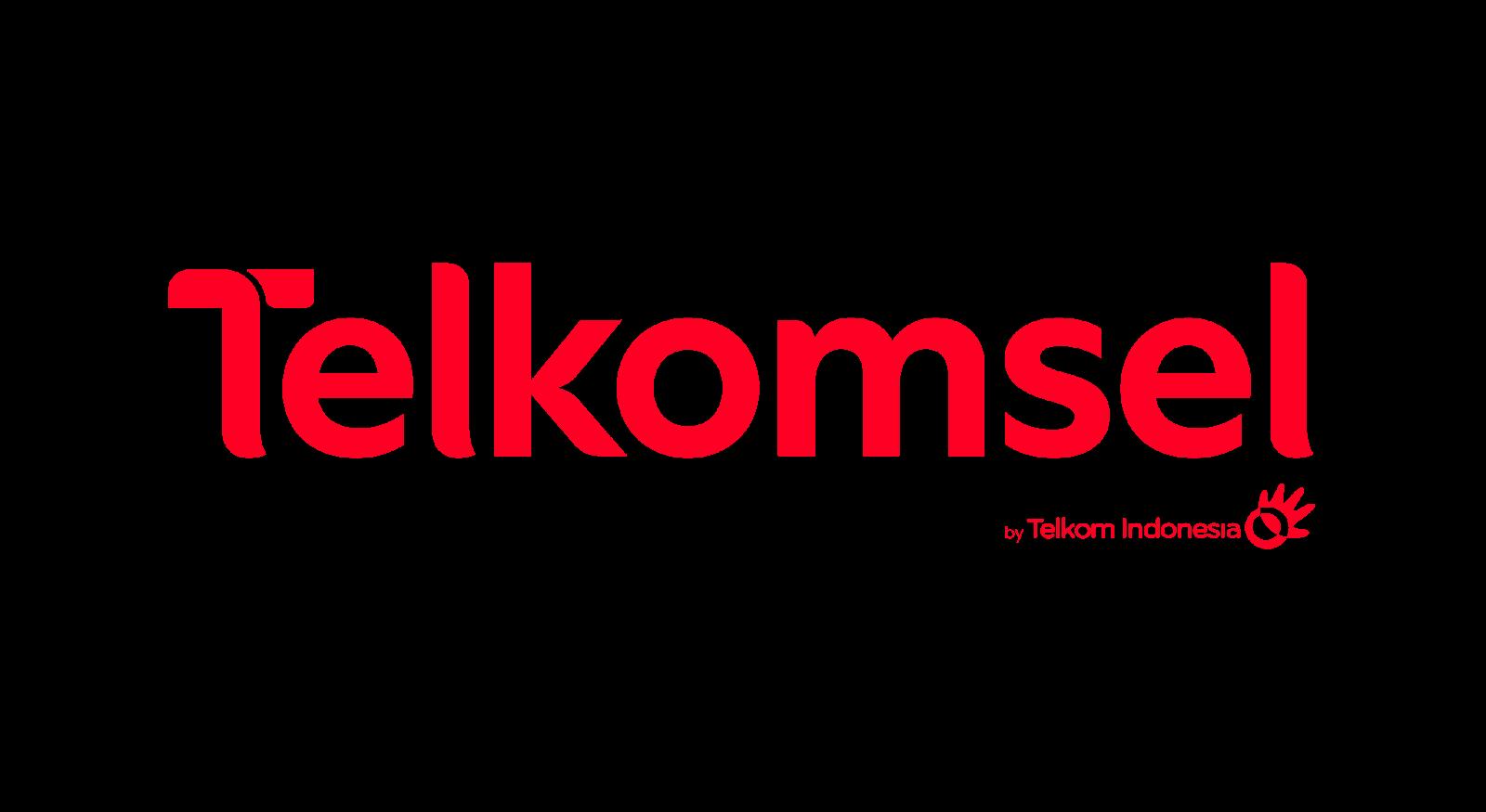 Logo Telkomsel Terbaru Format PNG