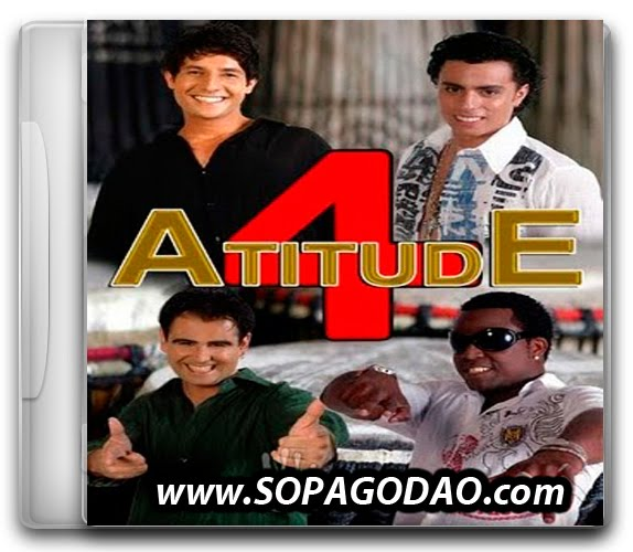 Baixar Atitude 4 - Audio DVD (2010)