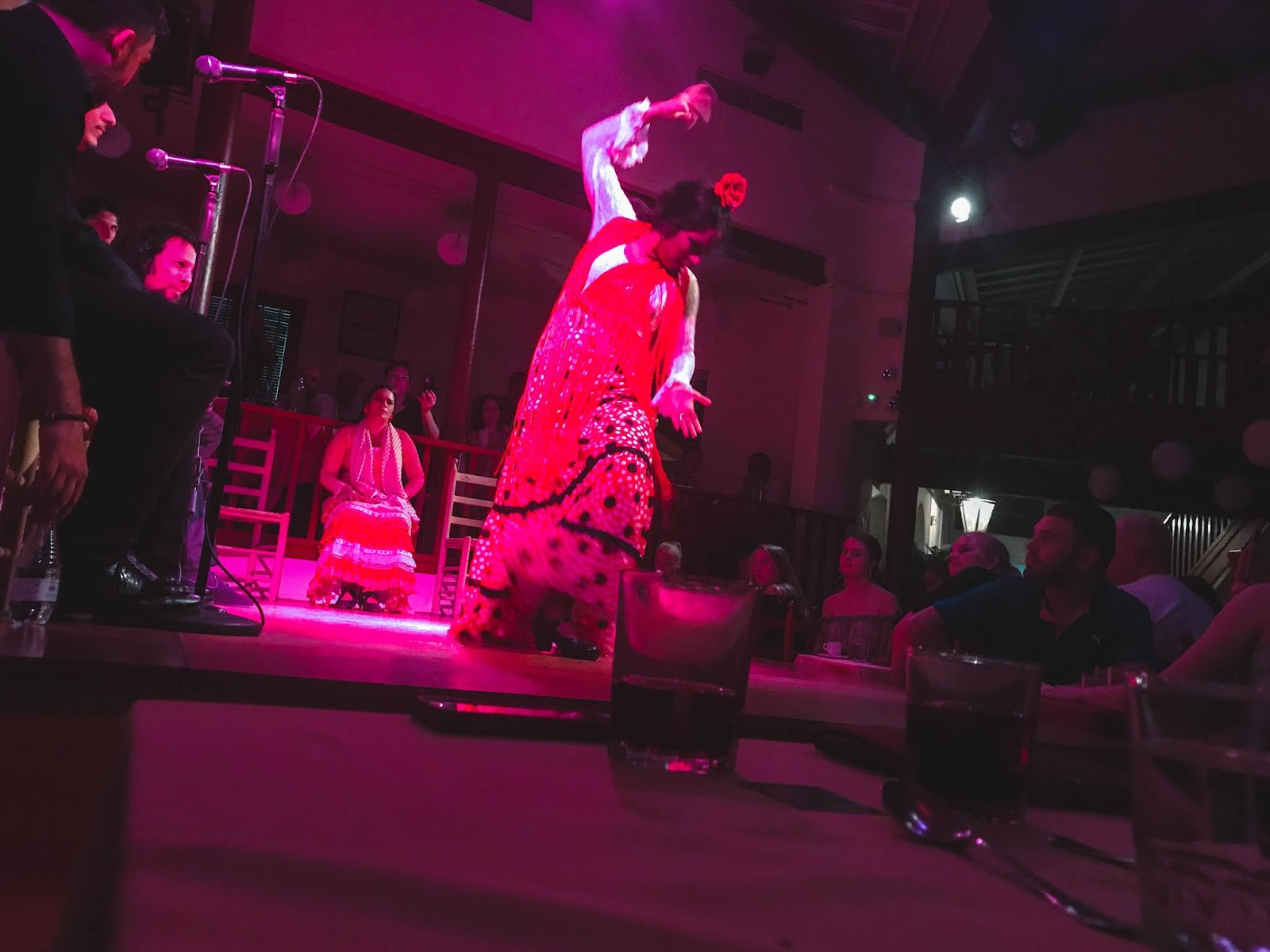 Flamenco Show in Barcelona Spain