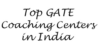 GATE Coaching Centres In India