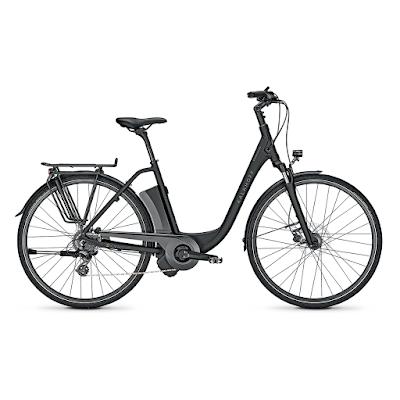 Kalkhoff Endeavour 1.I Move Magicblack e-bike rental in Italy