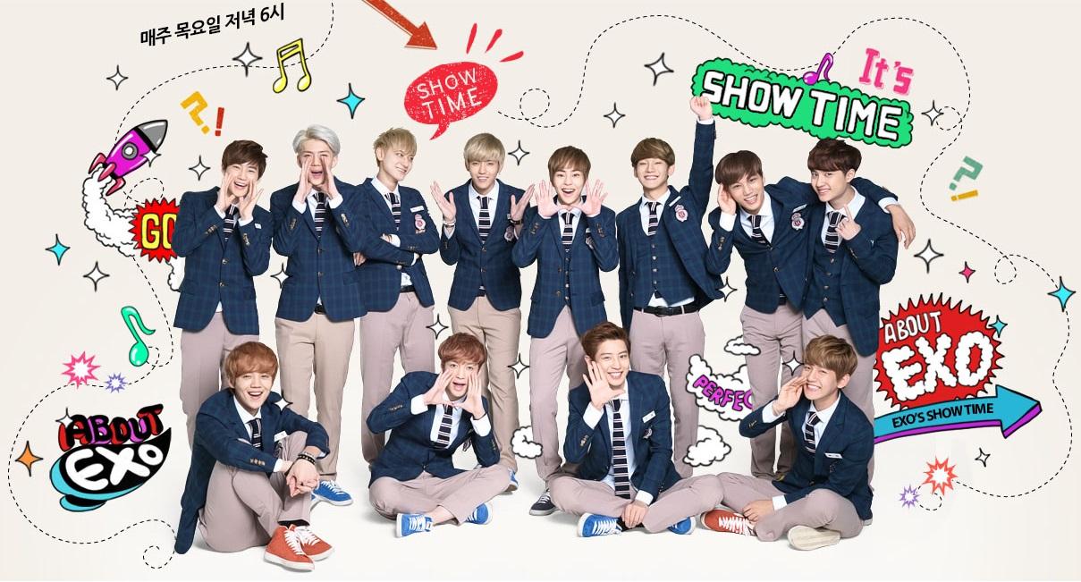 Showtime @ EXO