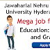 MEGA JOB MELA JNTUH 20th July 2019 Register online for free