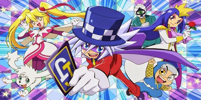 Kaitou Joker 3rd Season (2016)