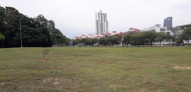 Padang Kota Damansara