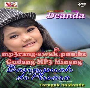 Deanda Penyanyi Cilik Minang
